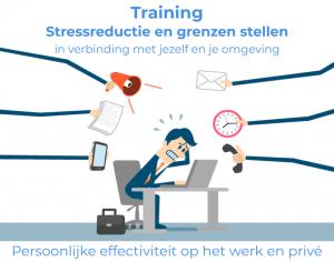 Training stressreductie en grenzen stellen