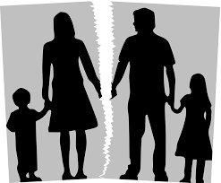 Echtscheiding   Scheiding