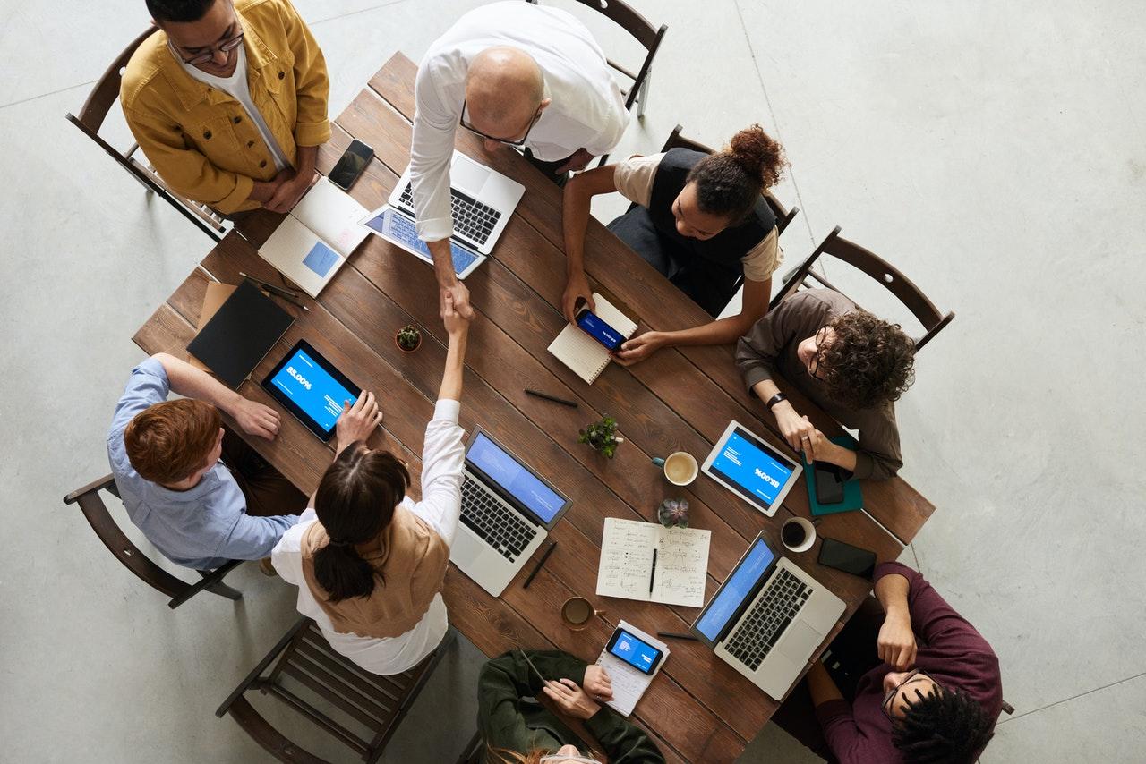 """Training """"Gedragen besluitvorming in teams met behulp van verbindende communicatie"""""""